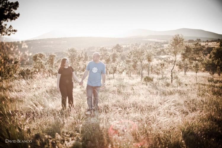 Sara + Miguel Ángel... Preboda en la Sierra