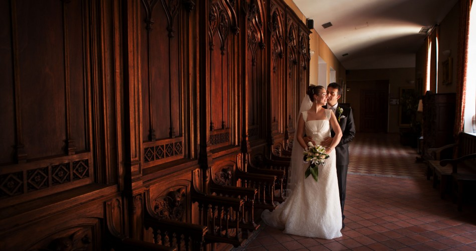 Laura + Daniel... Boda en Alcázar de San Juan