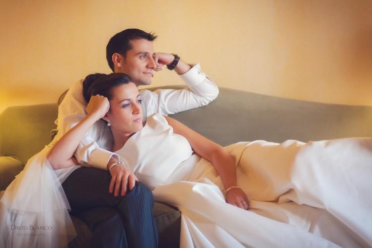 Fernando + Alicia... Reportaje de Boda en Alcázar de San Juan